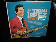 More Trini Lopez At Pj's Recorded Live Reprise RS-6103 Record Lp Vinyl is VG