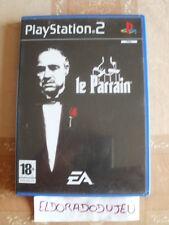 ELDORADODUJEU >>> LE PARRAIN Pour PLAYSTATION 2 PS2 CD COMME NEUF
