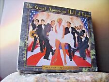 THE LEGENDS COLLECTION ++ THE GREAT AMERICAN HALL OF FAME ++  2 CD - BOX /NEU