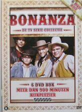 BONANZA - DE TV SERIE COLLECTIE -  6 DVD BOX - 900 MIN.