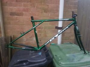 GT borrego very rare frame and forks 93