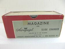 "Vintage AIREQUIPT Magazine for Slide Changer Holds 36 of 2"" x 2"" slides"