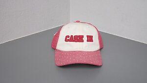 Case IH Youth Polka Dot Hat