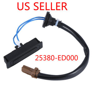 New Trunk/Deck Lid Switch For Nissan Versa 1.6L 2009-2012 Versa 1.8L 2007-2012