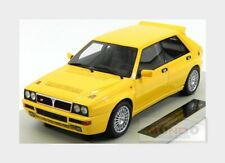 Lancia Delta Integrale Evo2 1994 Yellow LS COLLECTIBLES 1:18 LS034A