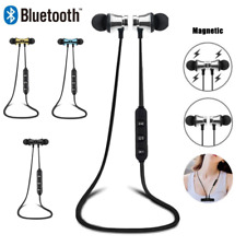 More details for wireless bluetooth headphones earbuds sports earphones stereo headset extra bass