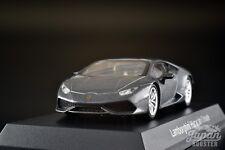 [KYOSHO 1/64] Lamborghini Huracan Coupe Gray Minicar Lottery