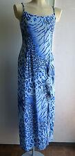 roccobarocco Designer Kleid Abendkleid Partykleid Sylvester lang Gr. 42