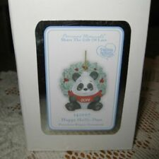 Precious Moments 2014 Dated Ornament Happy Holly Days 141007