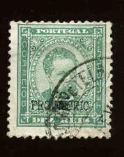 Portugal Scott #80 Used