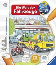 Tiptoi® Die Welt der Fahrzeuge von Daniela Flucht (2016, Ringbuch)