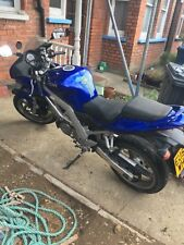Suzuki sv650s low mileage 2003 mot failure