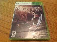 Venetica (Microsoft Xbox 360, 2011) Brand New Factory Sealed