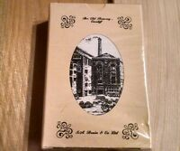 Vintage Sealed The Old Brewery  Cardiff CF1 1SP Wales playing cards deck