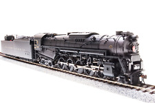Broadway Limited 4675, HO Scale PRR J1 2-10-4 #6470 with Paragon3 Sound/DC/DCC