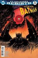 All Star Batman #1 Shalvey Variant 2016 DC Rebirth comic NM ships in t-folder