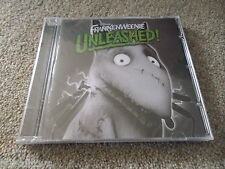 Various - Frankenweenie Unleashed! 14 Track Walt Disney 2012 CD NEW! Tim Burton