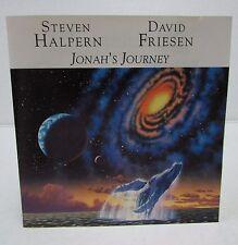 Jonah's Journey Music CD Steven Halpern David Friesen Electronic New Age