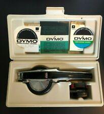 Vintage Dymo 1570 Labeling Kit