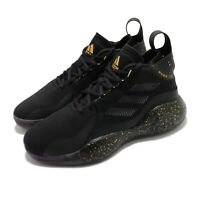 adidas D Rose 773 2020 Derrick Black Gold Men Basketball Shoes Sneakers FW9838