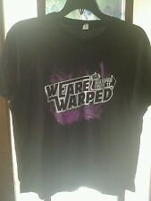 Vans Warped Tour 2011Local Crew T-shirt Size Large