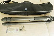 Benro Carbon-Stativ C45701, 3 Beinsegmente, mit Tasche und Zubehör