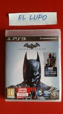 BATMAN ARKHAM ORIGINS PS3 SONY NEUF SOUS BLISTER VERSION FRANCAISE