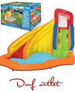Bestway Splash Water Slide Pool Water Park Jumping Castle Bouncer Kids Family