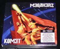 MEGAHERZ KOMET DIGIPAK EDITION DOPPEL CD SCHNELLER VERSAND NEU & OVP