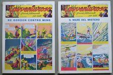 L'AVVENTUROSO, annata 1936. Settimanale d'avventura. Anastatica, Nerbini, 1975