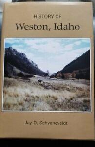 History of Weston Idaho. Situated near setting of Educated by Tara Westover