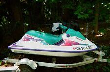 1995 Sea Doo 8.3' Jet Ski & Trailer - New York
