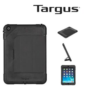 Targus iPad Air 1 SafePORT Shockproof Protective Case with Stand - Black RRP £50