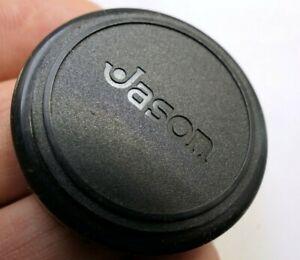 Jason 37mm ID Front Lens Cap slip on type plastic vintage