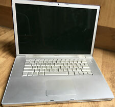 """Apple MacBook Pro A1226 15.4""""2007 2.2GHZ FAULTY SPARES repairs"""