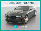 2020 Chevrolet Camaro LT Coupe 2D Power Trunk Release Theft Deterrent System Side Air Bags SiriusXM Satellite
