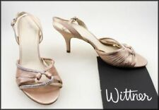 Wittner Women's Satin Slim Heels for Women