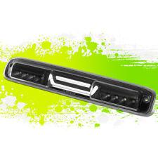 FOR 99-07 SILVERADO/SIERRA 3D LED THIRD 3RD TAIL BRAKE LIGHT BLACK 03 04 05 06