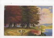 G Fiebiger Heilige Quelle 1920 Art Postcard Germany 282b