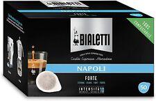 50 Cialde Bialetti Compatibili Ese 44mm Napoli Compostabile