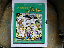 TOP BD L'EFFET ALADIN  LIRE LA DESCRIPTION