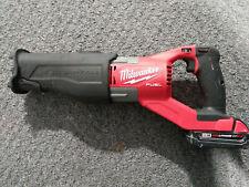 Milwaukee 2722-20 18V Super Sawzall Reciprocating Saw With Battery