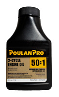 50:1 2-CYCLE OIL / 2.6 OZ. BOTTLE WEED WACKER EATER TRIMMER EDGER CHAINSAW NEW