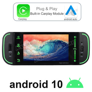 Android10 DVD Head Unit CarPlay WIFI GPS Satnav For Jeep Grand Cherokee Wrangler