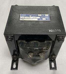 GS HEVI-DUTY Y750 CONTROL CIRCUIT TRANSFORMER 750 KVA NOS