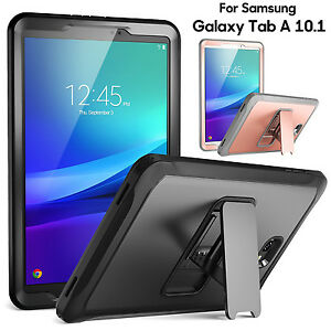 YOUMAKER Galaxy Tab A 10.1 T580/T585 Heavy Duty Kickstand Shockproof Case Cover