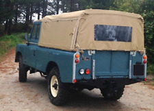 LAND ROVER Series II/IIa/III 109 SOFT TOP
