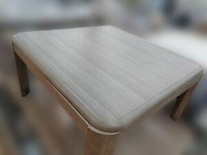 kotatsu table top 80 x 80 cm 105 x 75 cm 120 x 80square gray type wood