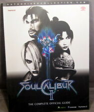 SOULCALIBUR ii - THE COMPLETE OFFICIAL GAME GUIDE