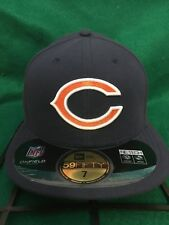 size 40 b03bd 9b3f6 New Era 59Fifty Cap Mens NFL Chicago Bears GSH George Stanley Halas Fitted  Hat 7